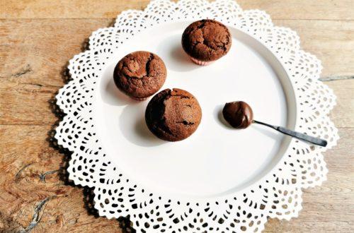 Rezept: So kannst du ganz einfach und in wenigen Minuten Nutellamuffins backen. Lecker, fluffig, leicht!